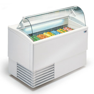 ISA ISETTA 7R RS TB TP ST LED Ice cream Display | FREE SHIPPING