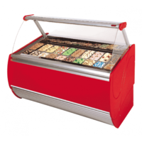 Ice Cream Cabinet - GAIA12SP | FREE SHIPPING