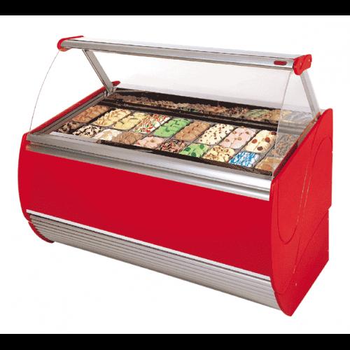 Ice Cream Cabinet - GAIA12SP | FREE SHIPPING