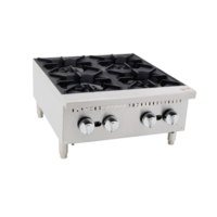 Gas Cooker 4 Burner | ATHP-24 | FREE SHIPPING