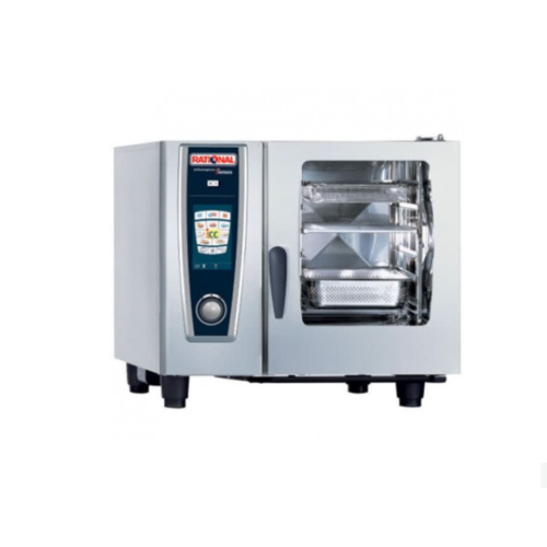 Rational Self center convection oven Gas - 5 Senses | FREE SHIPPING