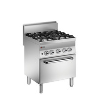 Gas Range With Oven |  6NPC-GF722 | FREE SHIPPING