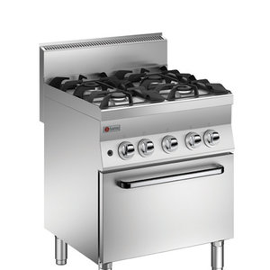 Baron Gas Range With Oven |  6NPC-GF722 | FREE SHIPPING
