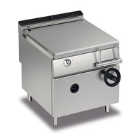 Gas Manual Tilting Bratt Pan 80L | FREE SHIPPING