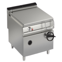 Gas Manual Tilting Bratt Pan 80L | MILD STEEL | FREE SHIPPING