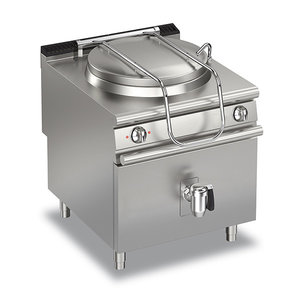 Baron 150L Direct Heating Electric Boiling Pan | 90PF/ED150 | FREE SHIPPING
