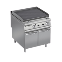 Gas Chargrill On Cupboard With 2 Doors | 9GLI/G800 | FREE SHIPPING