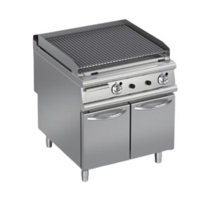 Baron Gas Chargrill On Cupboard With 2 Doors | 9GLI/G800 | FREE SHIPPING