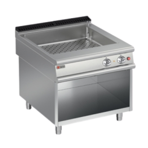 Baron 2 X 1/1GN Single Well Bench Model Electric Bain Marie | FREE SHIPPING