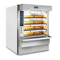 Polin Drago Oven 4 Deck 16 Trays 60*40 | FREE SHIPPING