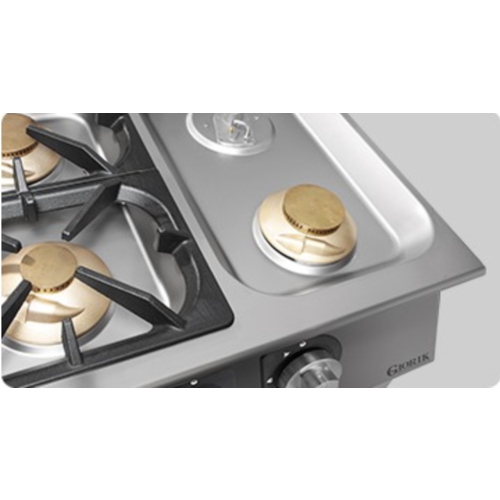 Giorik Gas Cooker 4 Burner with Oven Giorik | ECG740F | FREE SHIPPING
