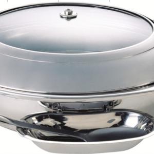 Tiger Hotel MEDIUM Smart Round Chafing Dish - TIG-15303