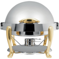 EURI Round Chafing Dish - TIG-1281D-BOO