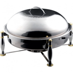 Tiger Hotel OUZI Round Chafing Dish - HIGH QUALITY - FREE SHIPPING