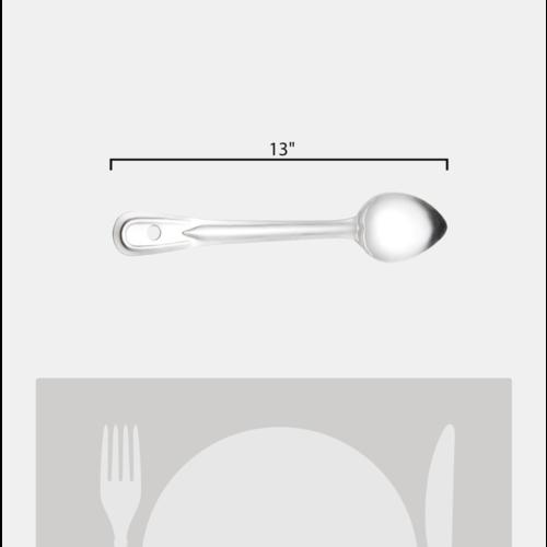 American basting spoon solid 13