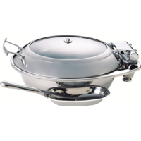 LARGE Smart Round Chafing Dish