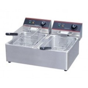 Electric Fryer 6 L x 6 L | EF6L2