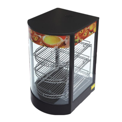 Lacquered Food Warmer Showcase | CY-1P