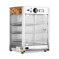 Stainless Steel Food Warmer Showcase | CY-1P