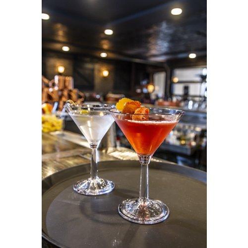 Cambro Plastic Martini Glass | BWM10CW135