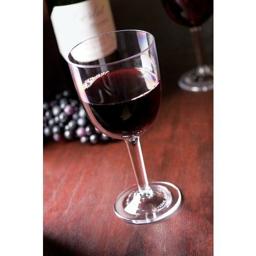 Cambro Plastic Wine Glass| 10.5 oz.