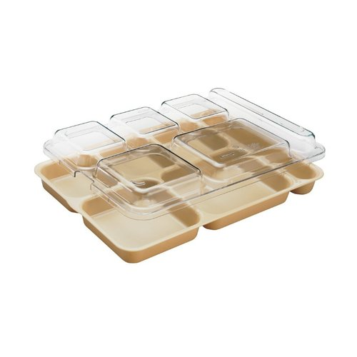 Cambro Clear Serving Tray Lid  | 10146DCWC135