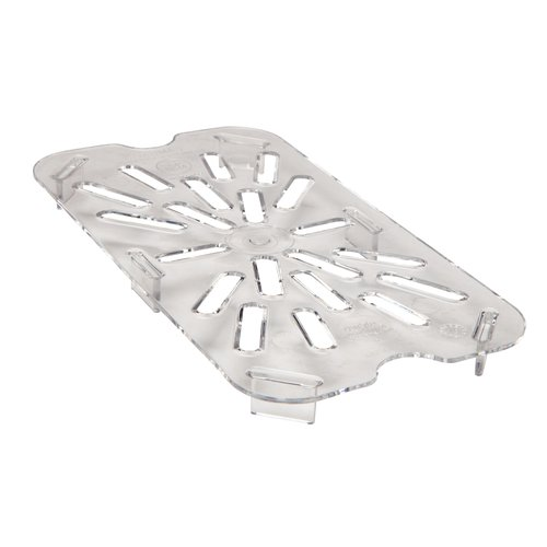 Cambro Clear Polycarbonate Drain Tray | Camwear | Different Sizes
