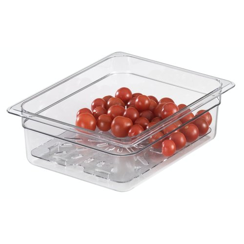 Cambro Clear Polycarbonate Drain Tray