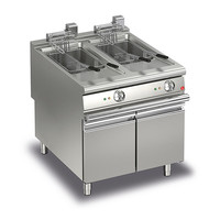 20+20L Double Basin Electric Deep Fryer