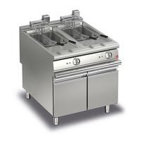 20+20L Double Basin Electric Deep Fryer