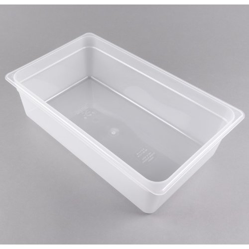 Cambro Full Size Translucent Polypropylene Food Pan | Different Sizes