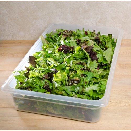 Cambro Full Size Translucent Polypropylene Food Pan