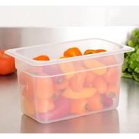1/4 Size Translucent Polypropylene Food Pan
