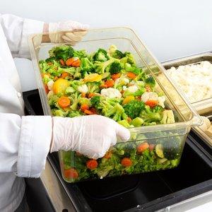 Cambro Full Size High Heat Plastic Food Pan
