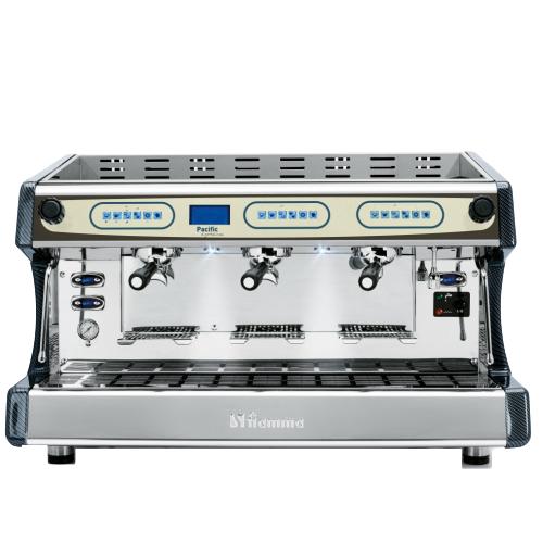 Fiamma Espresso Coffee Machine Automatic 3 Group | PACIFIC III MB | FREE SHIPPING