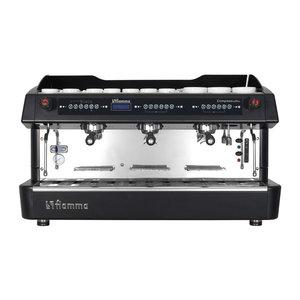 Fiamma Espresso Coffee Machine Automatic 3 Group