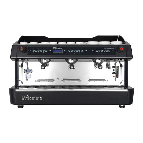 Fiamma Espresso Coffee Machine Automatic 3 Group | FREE SHIPPING
