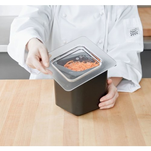Cambro ColdFest Clear Flat Pan Lid