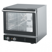 Electric Convection Oven with Humidification 4 Trays