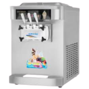 Soft Ice Cream Machine | FREE SHIPPING