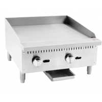 Gas Griddle ATMG-24