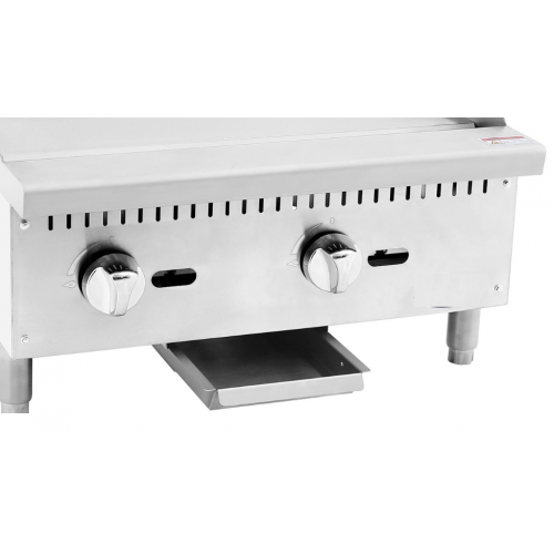 Gas Griddle ATMG-24   FREE SHIPPING