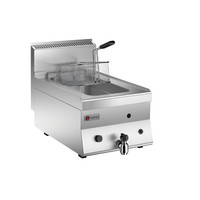 Single Basin Gas Fryer 8 Liters