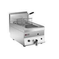 Single Basin Gas Fryer 8 Liters