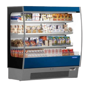 LIDO 125 Open Chiller Dairy Products Built In