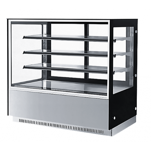 Cake Display Chiller | S/S CS-1200-S3 | FREE SHIPPING