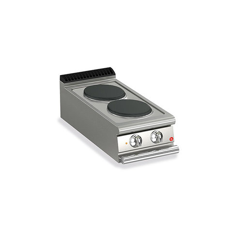 Baron 2 Burner Electric  Hotplates | TABLE TOP