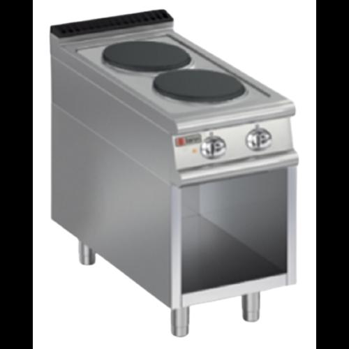 Baron 2 Plates Electric Hotplate | 7PCV/E400