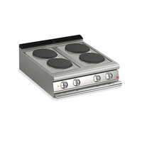 Electric Table Top 4 Round Hotplates