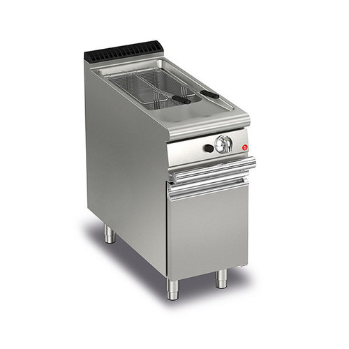 Baron 15L Single Basin Gas Deep Fryer  With Piezo Ignition | FREE SHIPPING